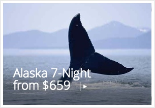 7-night Alaska starting from $659