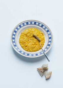 Saffron Risotto from 'Eating With the Chefs'