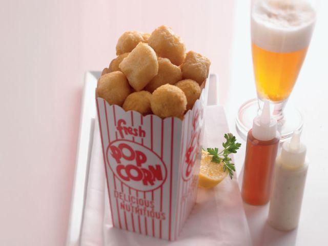 Qsine Popcorn Fish N Chips