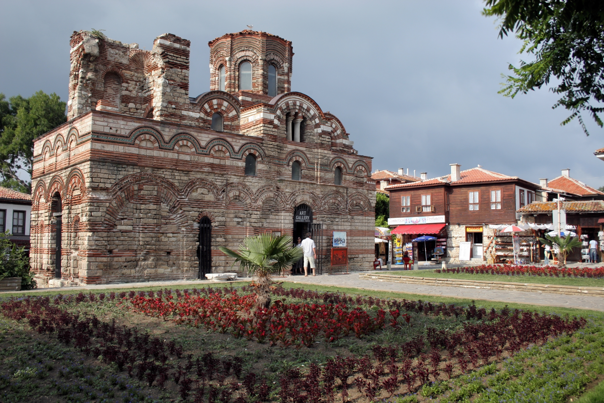Church Christ Panticrator in Nessebar