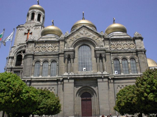 Europe_Cathedral in Varna