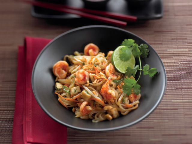 Silk Spicy Pad Thai