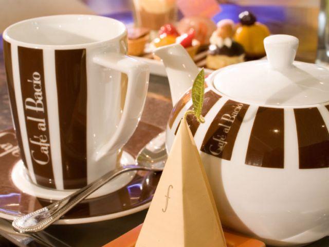 Tea at CafeAlBacio