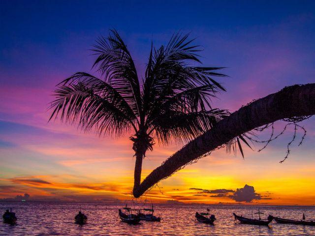 Samui_Thailand Beach
