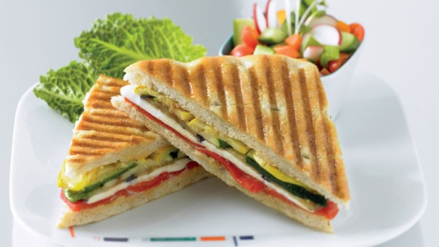 54 Bistro Vegetable Panini