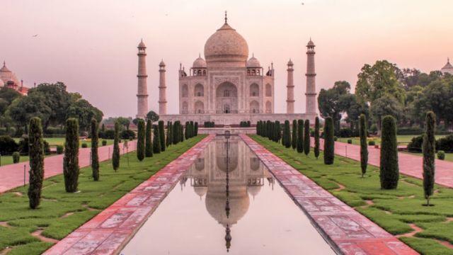 India_Taj Mahal