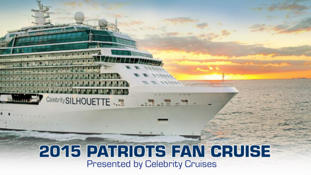patriots fan cruise
