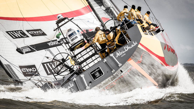 Courtesy of Ocean Volvo Race