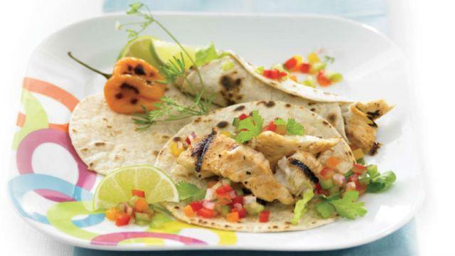 carib fish taco