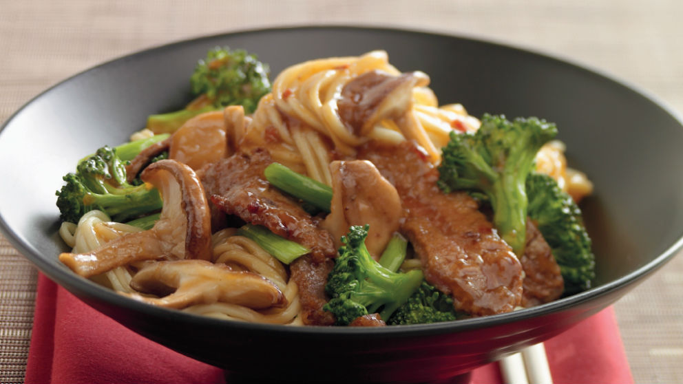 Chow Mein Recipes Recipe Beef Chow Mein From