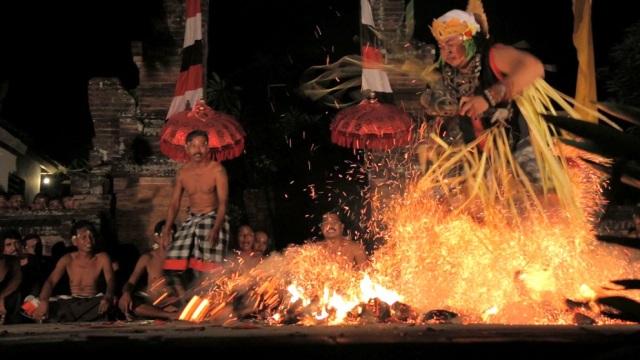 Celebrity Cruises' Kecak Dance shore excursion in Bali