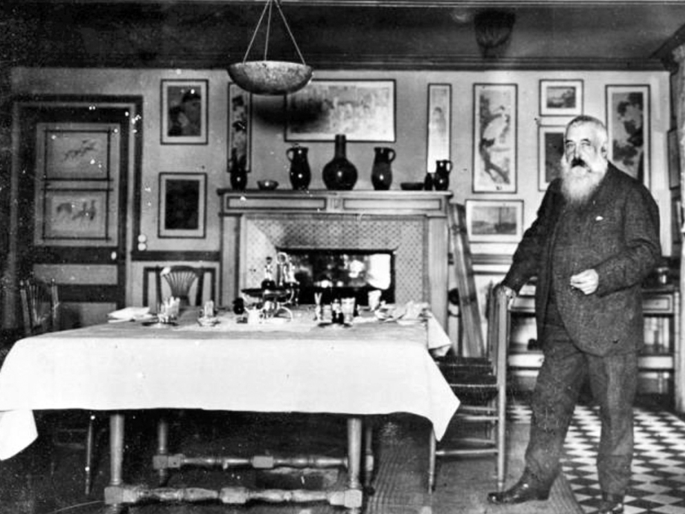 From the archives of Claude Monet