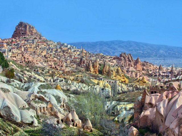 Turkey, Turkish Delights - Cappadocia Overnight Tour, Celebrity Cruises, Shore Excursions